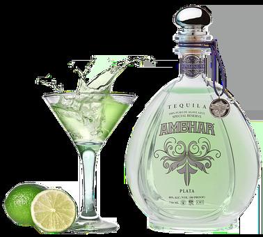 Tequila kuuluu tämän paikan tarjontaan.
