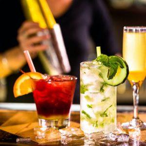Drinkit ovat sekä maittavia, että näyttäviä